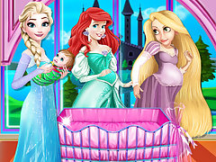 Princesses Baby Bedroom Decor